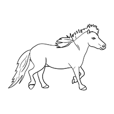 graphic regarding Printable Horses known as Supreme 55 Absolutely free Printable Horse Coloring Web pages On the net