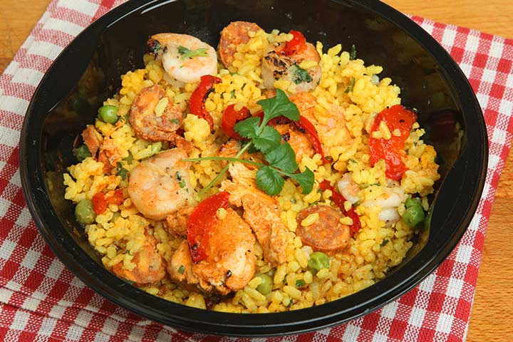 Paella Rice Recipe With Pictures