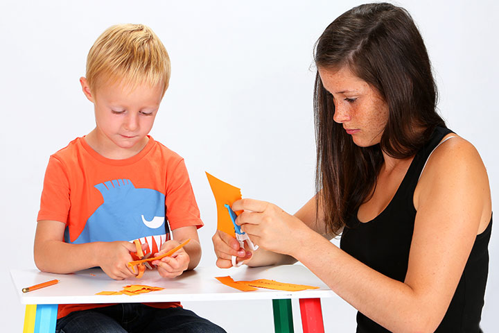 Fun Activities For Kids - Paper Cuttings