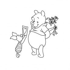 Pooh Bear Disney Land