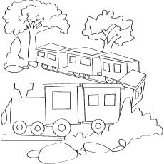 Quiet Train Journey-16