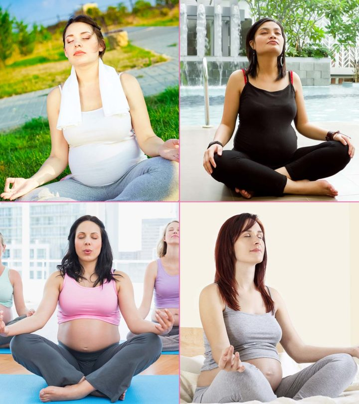Relaxation & Breathing Techniques During Labour