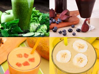 21 Easy And Healthy Smoothies For Kids