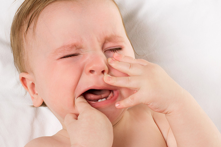 Sore Gums In Babies