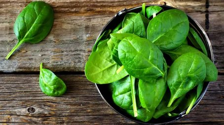 Spinach For Babies