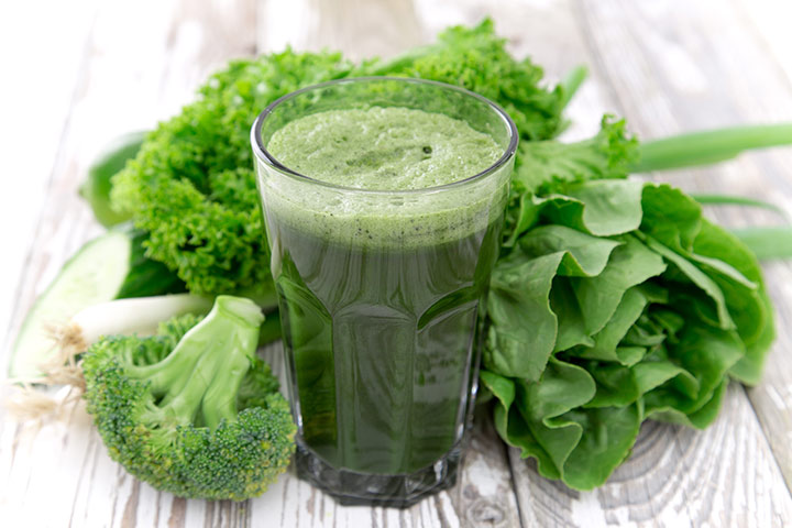 Spinach and Kale Smoothie Recipes For Kids With Pictures