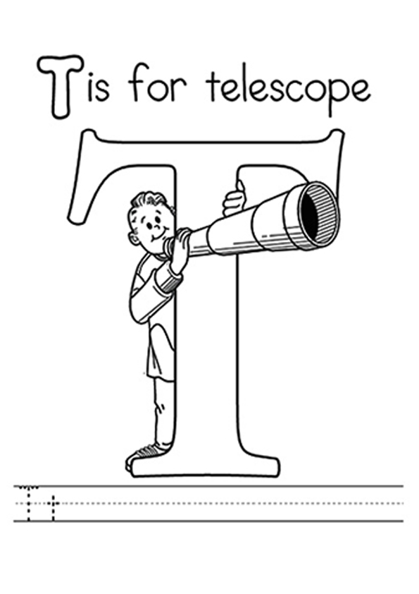 T-For-Telescope