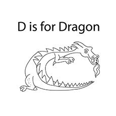 The 'D' For Dragon