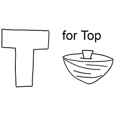 The T For Top