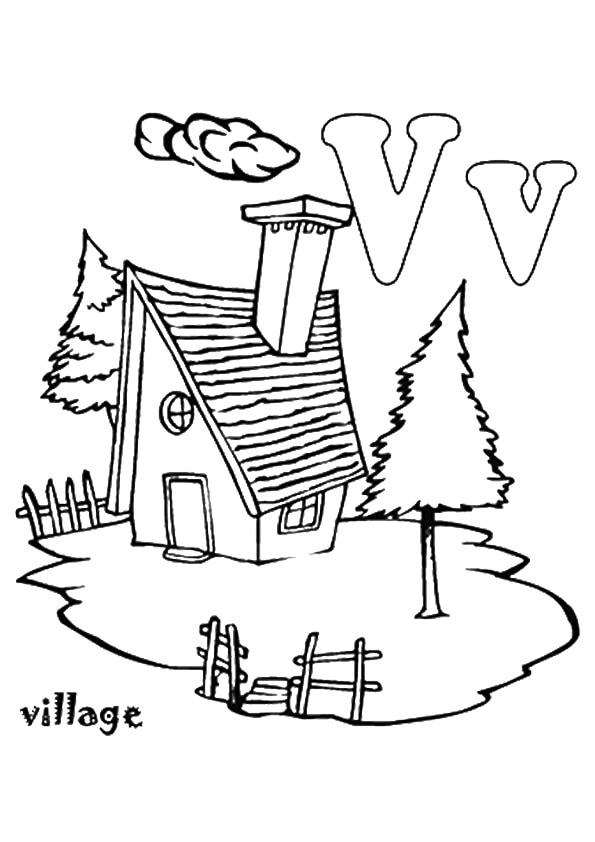 The-'V'-For-Village
