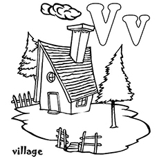 The-'V'-For-Village