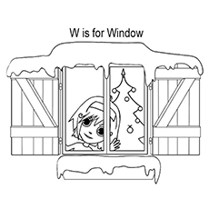 Top 10 Free Printable Letter W Coloring Pages Online
