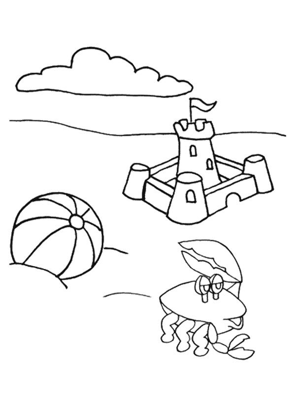 The-Beach-Day-For-Crab