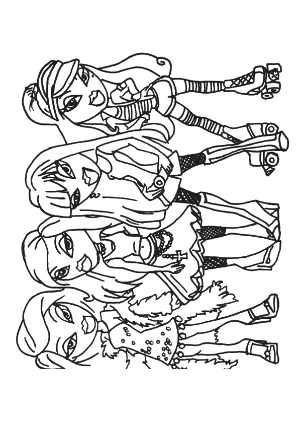 The-Bratz-Girls