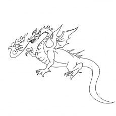 The Dragon Maleficent