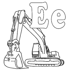 The E For Excavator
