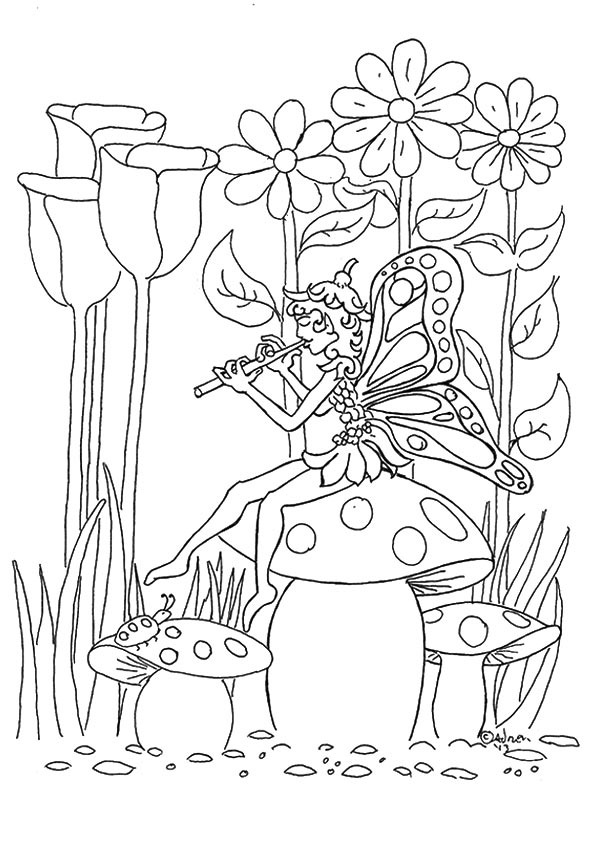 The-Flower-Fairy