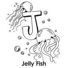 The-J-For-Jellyfish