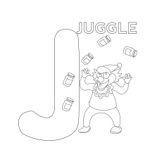 The J For Juggler