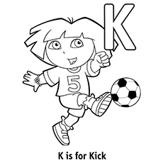 The K For Kick