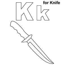 The-K-For-Knife