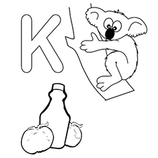 The-K-For-Koala-And-Ketchup