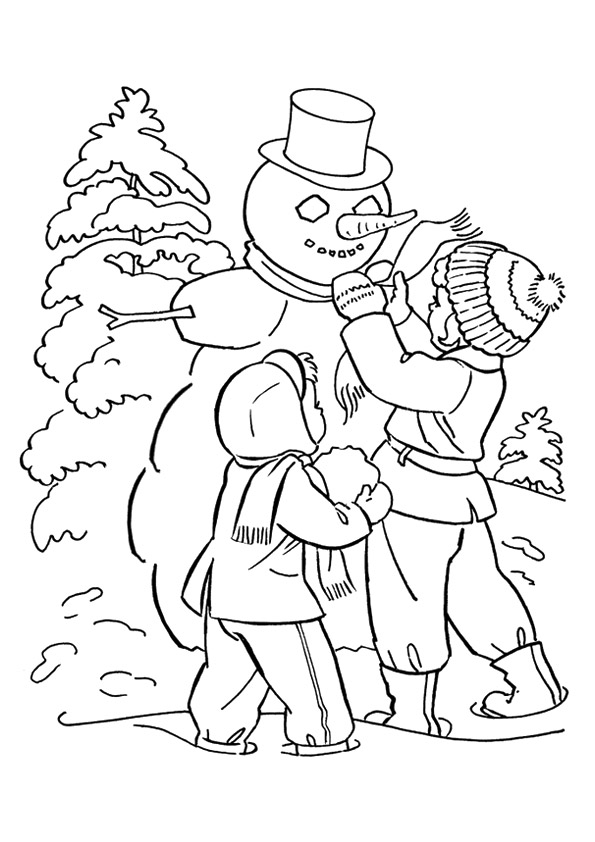 The-Kids-Making-A-Snowman