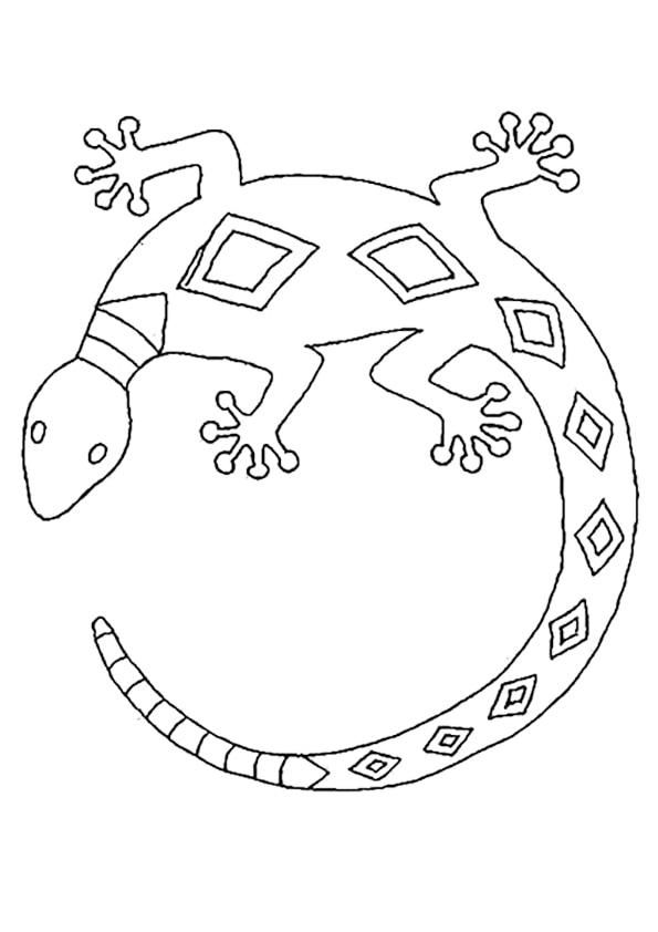 The-Lizard-In-Natural-Habitat
