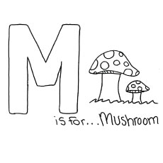 The-M-Is-For-Mushroom