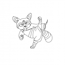The Master Shifu
