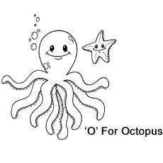 Top 10 Letter O Coloring Pages Your Toddler Will Love To Learn Color