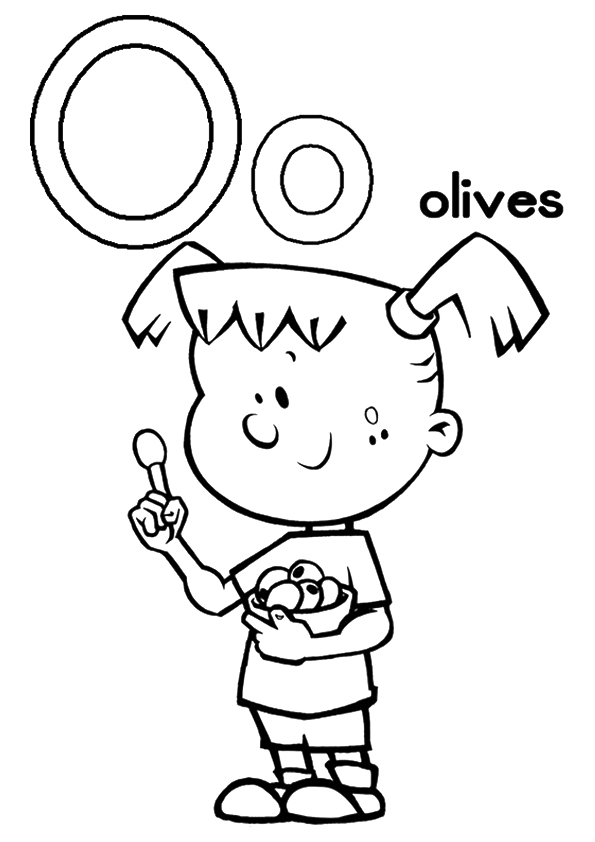 The-O-For-Olives