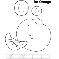 The-O-For-Orange
