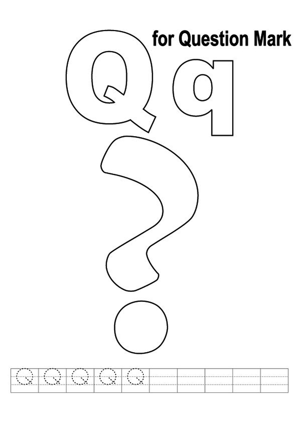 The-Q-Is-For-Question-Mark