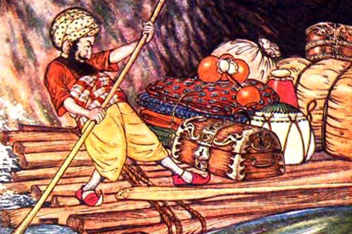 The Sixth Voyage – Lost At Sea & Sri Lanka