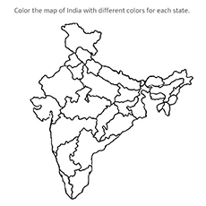 the states of india