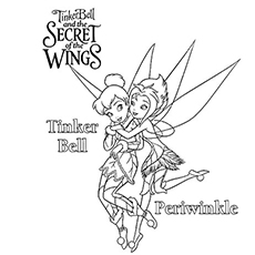 The Tinker Bell And Secret Of