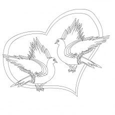 The Valentine Doves