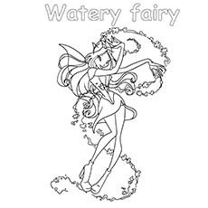 The Watery Fairy1