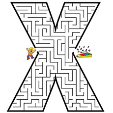 The-X-Maze