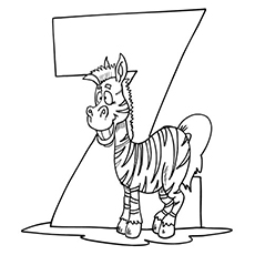 The-Z-For-Zebra