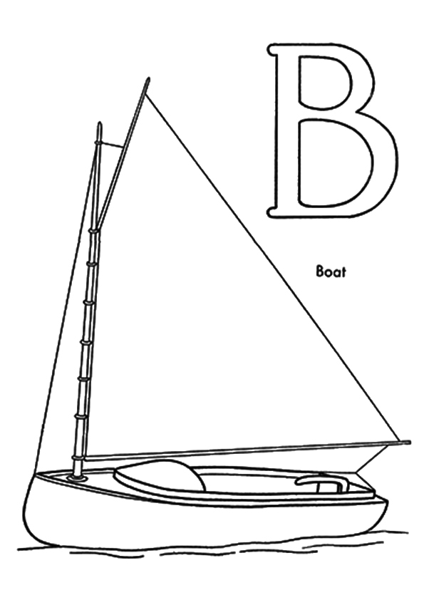 The-b-is-for-boat