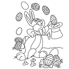 photo relating to Easter Bunny Coloring Pages Printable identified as Ultimate 15 No cost Printable Easter Bunny Coloring Internet pages On-line