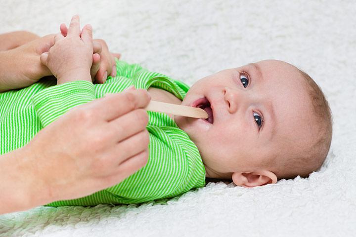 Tonsillitis In Babies