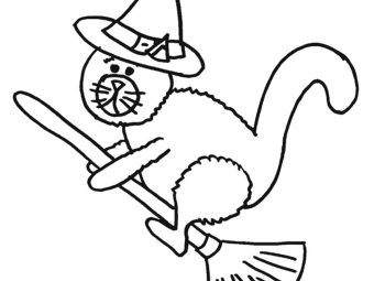 Top 25 Halloween Coloring Pages For Your Little Ones