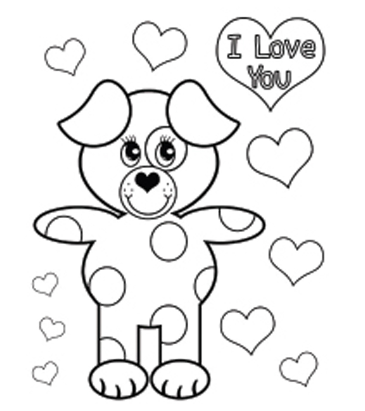 Top 8 Free Printable Valentines Day Coloring Pages Online