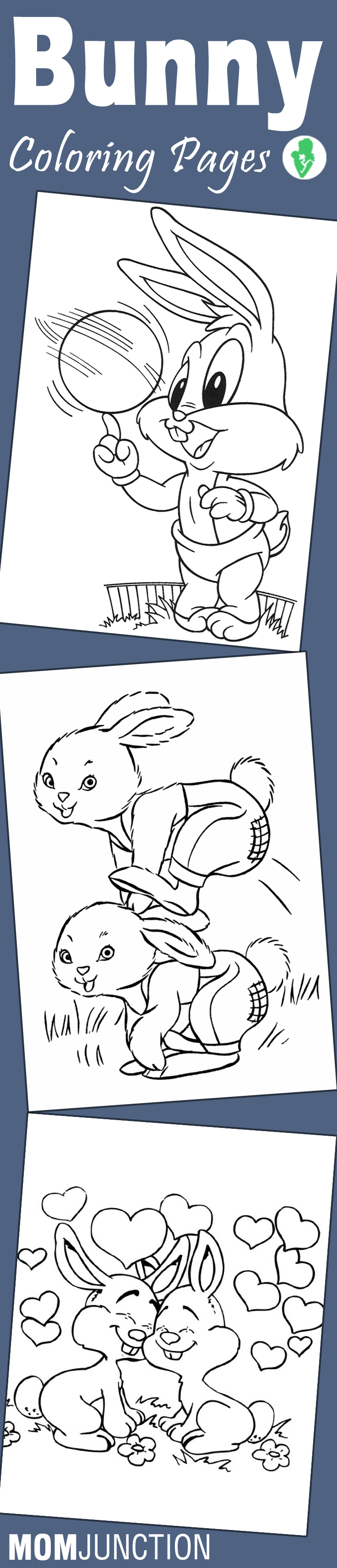 Coloring by numbers for rabbits - Coloring By Numbers For Rabbits 59