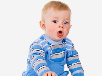 5 Effective Home Remedies For Cough In Babies