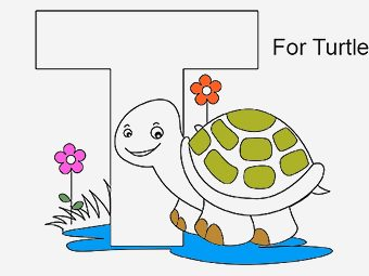 Top 10 Letter 'T' Coloring Pages Your Toddler Will Love To Learn & Color