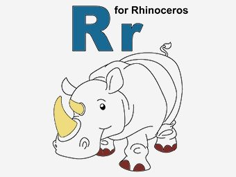 Top 10 Letter 'R' Coloring Pages Your Toddler Will Love To Learn & Color